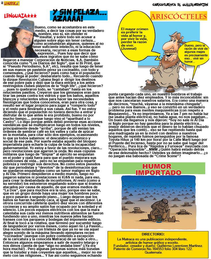 ELGUILLEMATRACA10 DIC2017PAG 2