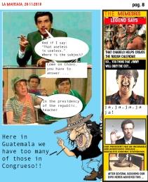 PAGINA 8 English